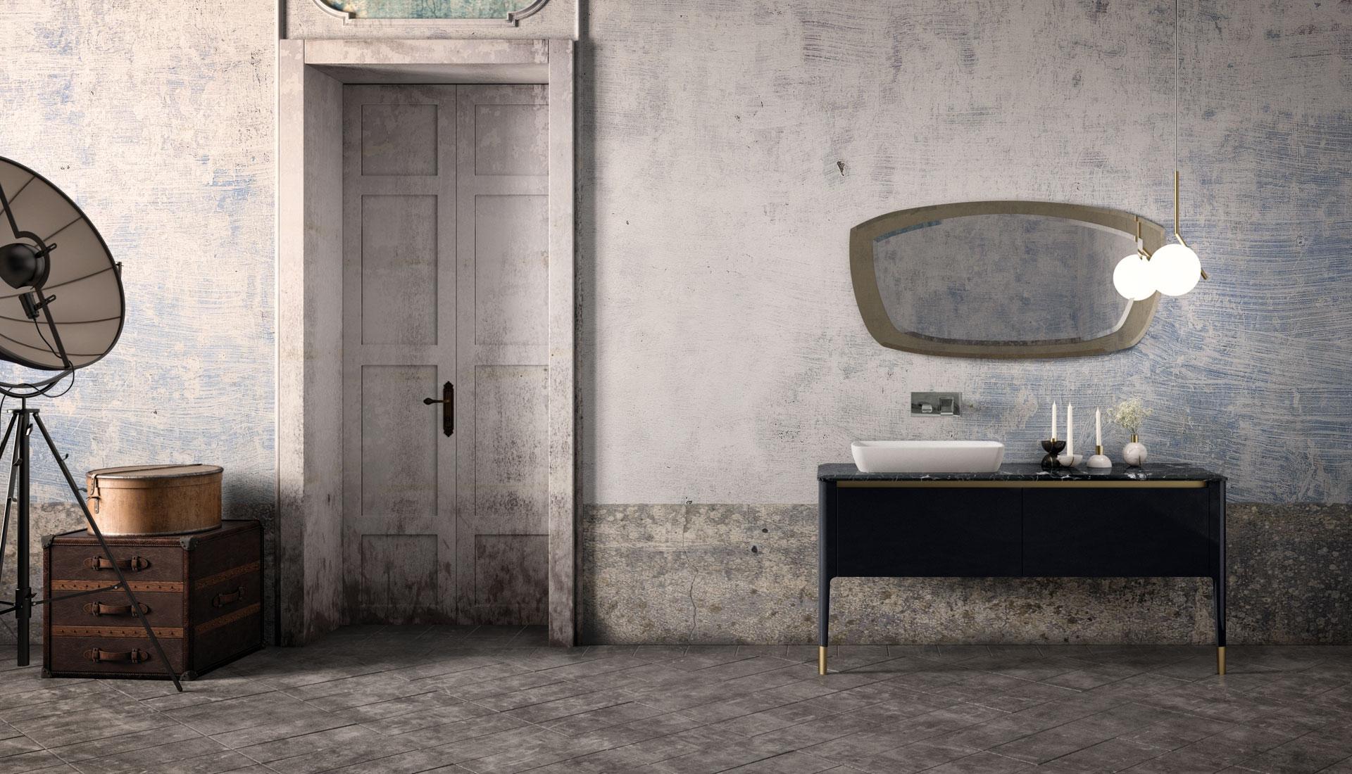 Art Bathroom furniture