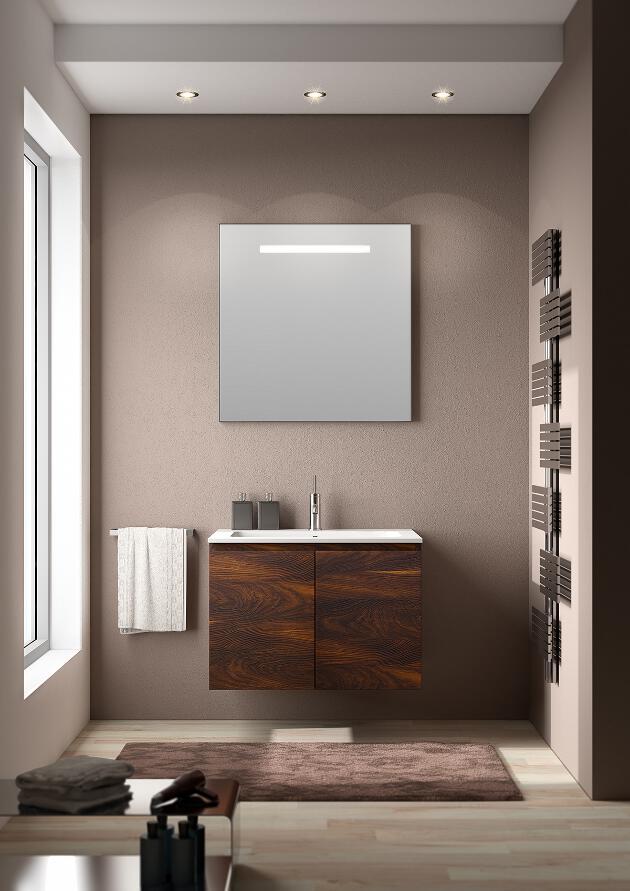 mobili bagno, le proposte arredo bagno di puntotre - Composizione Bagno Economico