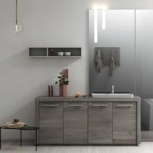 La soluzione a terra per l\'arredo bagno moderno - Puntotre Arredobagno